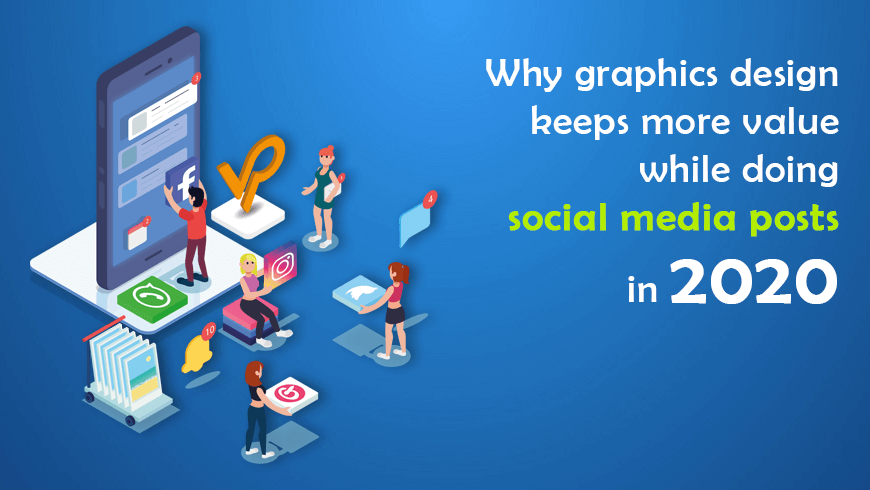 how to design graphics for social media